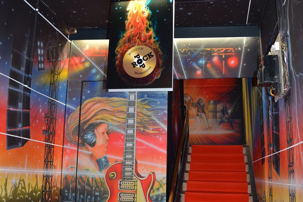 Rock- & Pop-Museum Niederbüren