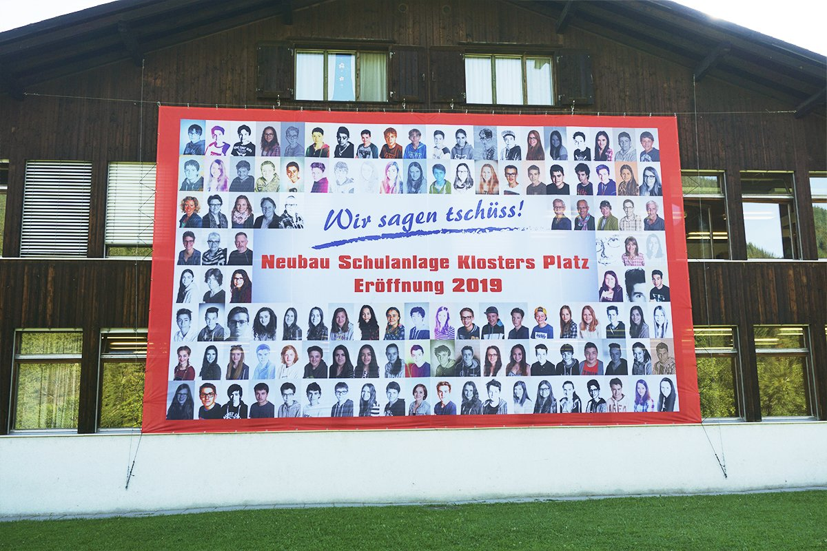 Schule Klosters