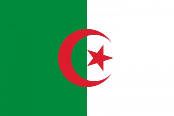 Algerien Länderfahnen