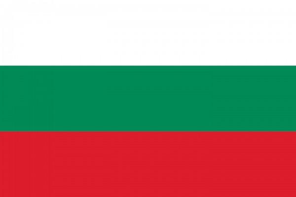 Bulgarien Länderfahnen
